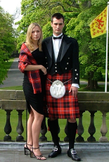 Kilts And Tartans by Scotweb
