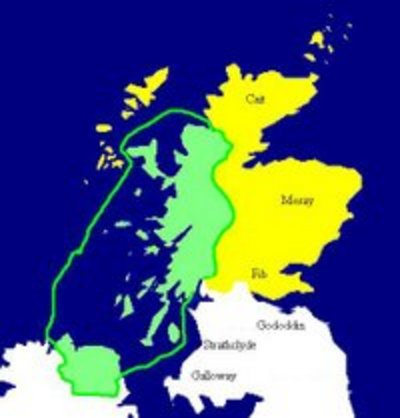 Pictland, in Yellow