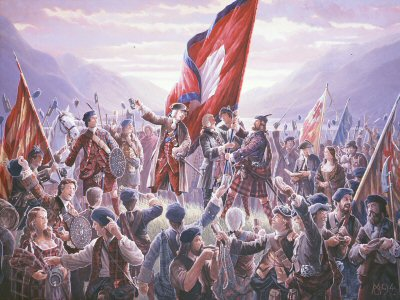 Scottish Clans and Societies World Wide