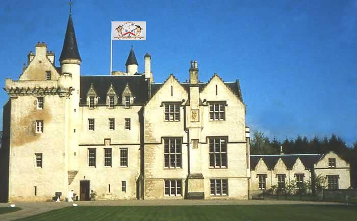 Rent the Laird's Wing at the Brodie Castle